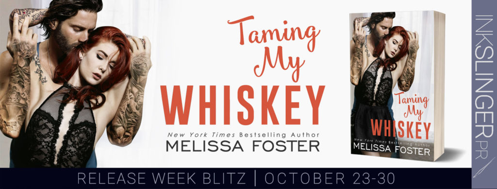 Blog Tour & Giveaway: Taming My Whiskey by Melissa Foster