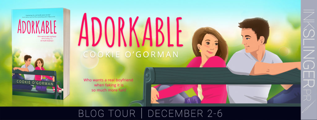 Blog Tour & Review: Adorkable by Cookie O'Gorman