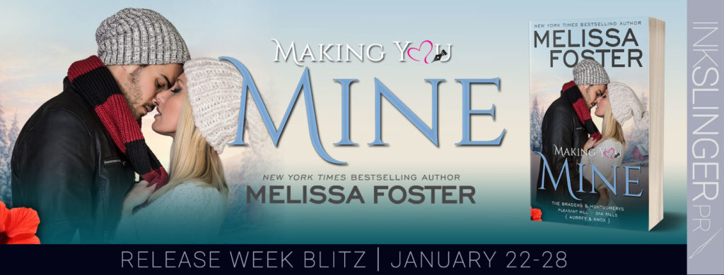 Release Blitz ~ MAKING YOU MINE by Melissa Foster