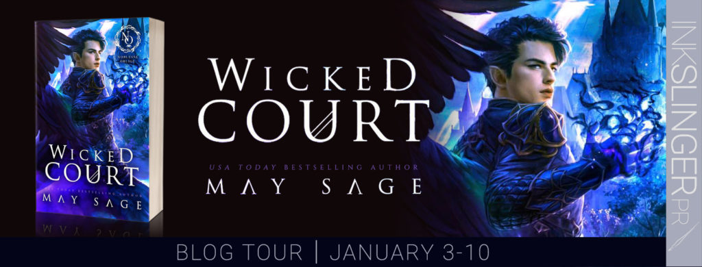 Wicked Court Blog Tour – Excerpt & Giveaway