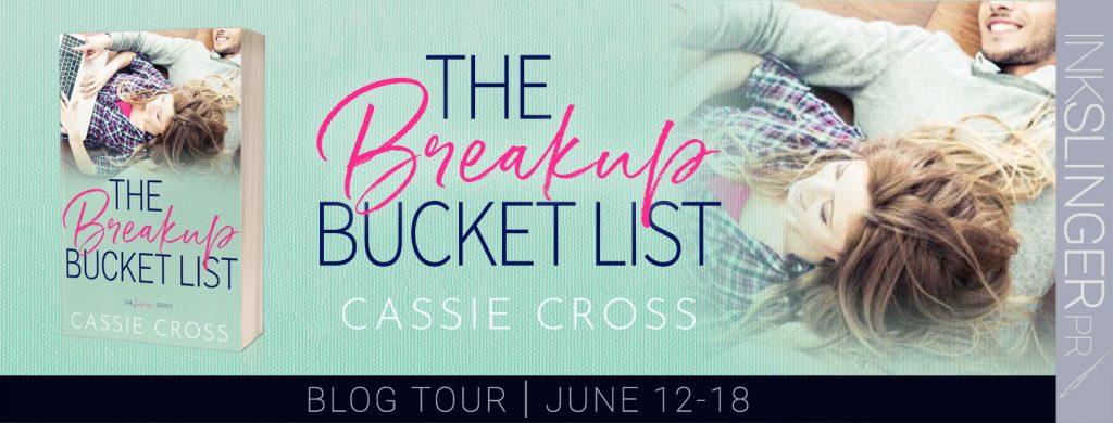 The Breakup Bucket List Blog Tour – Excerpt