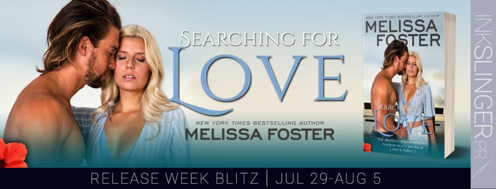 Blog Tour & Giveaway: Searching For Love by Melissa Foster