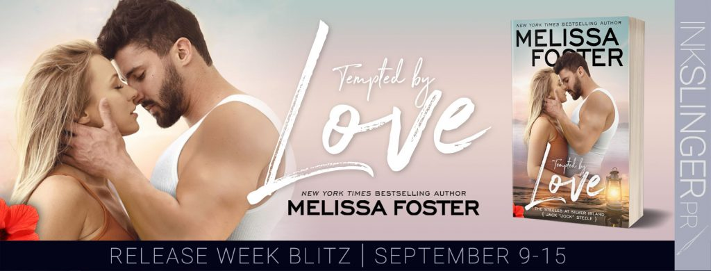 Release Blitz ~ Tempted by Love (The Steeles at Silver Island #1) by Melissa Foster