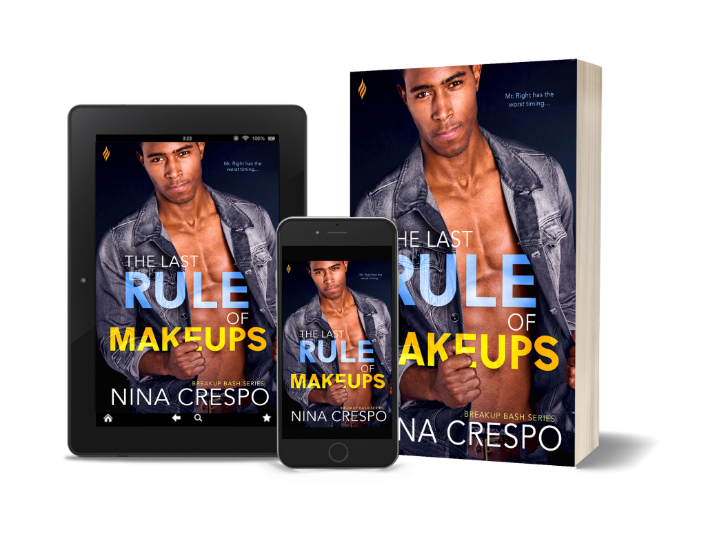 3D TheLastRuleofMakeups The Last Rule of Make-Ups by Nina Crespo (Hot New Romance Read + Amazon Gift Card Giveaway)