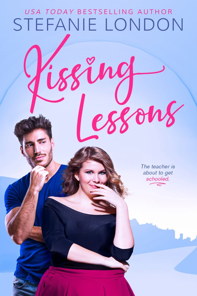 Kissing Lessons by Stefanie London: A Gorgeous New Romance Available Now!
