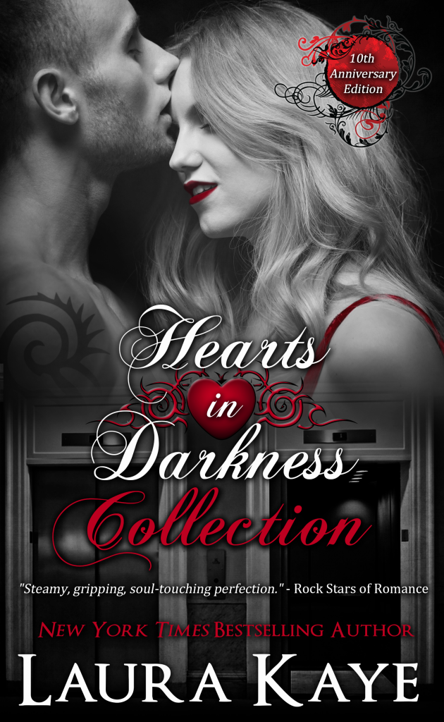 Cover Reveal: Hearts In Darkness Collection by Laura Kaye